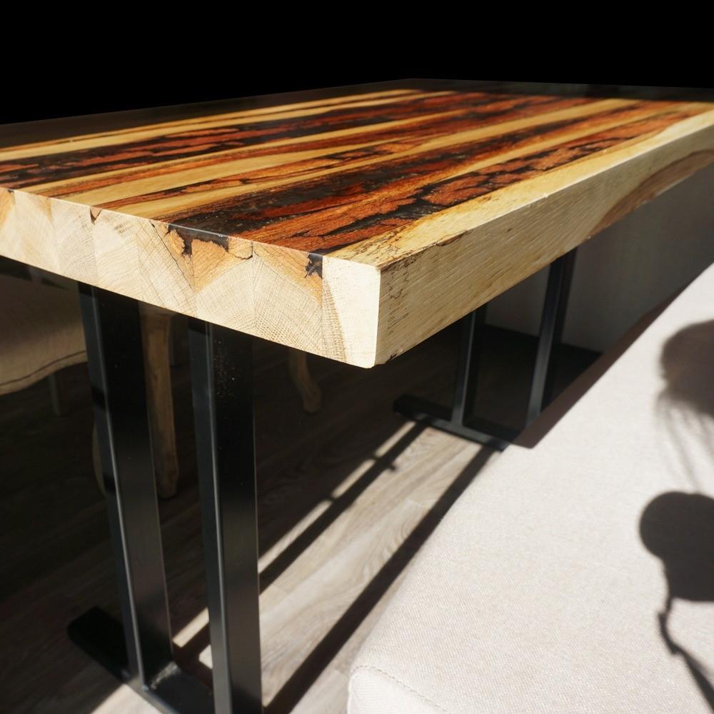 نمونه های اجرا شده رزین اپوکسی چوب